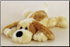 "Scruff the Plush Puppy Dog 12"" by Aurora"