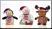 "Small Christmas Pals 5.5"" by Fiesta"
