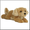 "Golden Retriever Dog Large 16"" by Miyoni"
