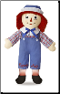 "Raggedy Andy Classic Doll 25"" by Aurora"