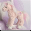 "Butterfly Pink Horse 9"" by Douglas"