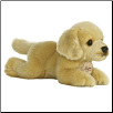 "Golden Yellow Lab Dog Small 8"" by Miyoni"