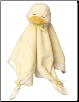 Yellow Duck Lil' Snuggler by Douglas