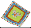 "Confetti Cozy Blanket 16"" by Mary Meyer"