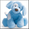"Spunky the Dog Medium - Blue 10"" by Gund"