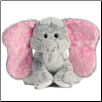 "Lots of Love Gray Elephant- Medium 12"" by Aurora"