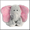 "Lots of Love Gray Elephant 14"" by Aurora"