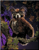 "Great Horned Owl Hand Puppet 18"" by Folkmanis"