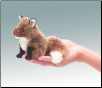 "Mini Fox Finger Puppet 4"" by Folkmanis"