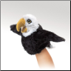 "Little Eagle Puppet 7"" by Folkmanis"