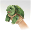 "Little Turtle Puppet 7"" by Folkmanis"