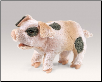 "Grunting Pig Hand Puppet 14"" by Folkmanis"