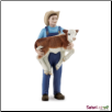"People at Work:  Rancher Mike 4"" by Safari Ltd"