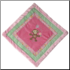 "Maddie Monkey Cozy Blanket 16"" by Mary Meyer"