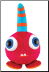 "Horndribbles Plush - Zapp Nimblet 6"" by Explorer's Playground"