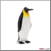 "Wild Safari Sea Life:  Emperor Penguin Figure 3.5"" by Safari Ltd"