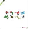 Good Luck Minis:  Garden Fun Pack by Safari Ltd
