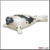 "Wild Safari Sea Life:  Harp Seal Figure 4"" by Safari Ltd"