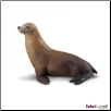 "Wild Safari Sea Life:  Sea Lion Figure 3.5"" by Safari Ltd"