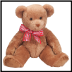 "Benson Bear Large 15"" by Douglas"