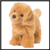 "Chap Golden Retriever 10"" by Douglas"