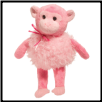 "Peppy Pink Puff Monkey 8"" by Douglas"