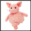 "Curly Puff Pig 8"" by Douglas"