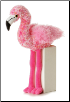 "Flavia Flamingo 8"" Mini Flopsie by Aurora"