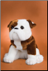"Hardy the Bulldog 16"" by Douglas"