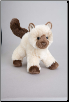 "Hilda Himalayan Cat 8"" By Douglas"