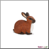 "Safari Farm:  Rabbit 2"" by Safari Ltd"