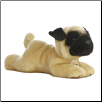 "Pug Dog Small 8"" by Miyoni"