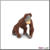 "Wildlife Wonders:  Orangutan Baby Figure 3"" by Safari Ltd"