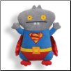 "Ugly DC Comics - DC Comics Superman-Babo 11"" Uglydoll by Pretty Ugly"