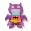 "Ugly DC Comics - DC Comics-Pink Purple Batman- Ice Bat 11"" Uglydoll by Pretty Ugly"