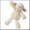 "Marshmallow Zoo Lamb 13"" by Mary Meyer"