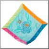 Baby Buccaneer Octopus Cozy Blanket 16″ by Mary Meyer