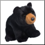 "Almond Black Bear 11"" by Douglas"