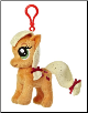 "My Little Pony - Applejack 4.5"" Clip-On by Aurora"