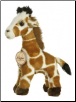 "Giraffe Small 8"" by Miyoni"