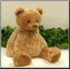 "Lindsey Sitting Floppy Bear 17"" by Wishpets"