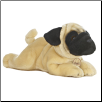 "Pug Dog Medium 11"" by Miyoni"