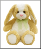 "Beige Bunny Medium 14"" by Aurora"