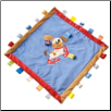 "TAGGIES Buddy Dog Cozy Blanket 16"" by Mary Meyer"