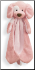 "Spunky the Dog Huggy Buddy - Pink 16"" by Gund"