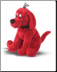 "Clifford Big Red Dog Sitting Small Cuddle Pal 7"" by Douglas"