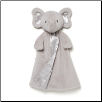 "Bubbles Gray Elephant Huggybuddy 17"" by Gund"