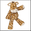 "Marshmallow Zoo Junior Giraffe 9"" by Mary Meyer"