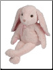 "Laurel Large Floppy Pink Bunny 18"" by Douglas"