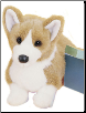 "Ingrid the Corgi 14""  by Douglas"